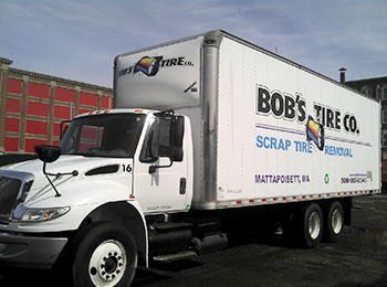 Bob's Tire Co. ~ Scrap Tire Removal